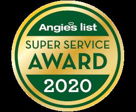 super service award banner